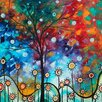 iCanvas 'Field Of Joy' by Megan Duncanson Painting Print on Wrapped Canvas