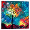 iCanvas 'Greeting The Dawn' by Megan Duncanson Graphic Art on Wrapped Canvas