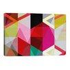 iCanvas Modern View Through a Kaleidoscope Graphic Art on Canvas