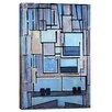 "iCanvas ""Composition No. 9, 1914"" by Piet Mondrian Painting Print on WrappedCanvas"