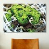 iCanvas The Incredible Hulk, Comic Book Poster by Marvel Comics Graphic Art on Canvas