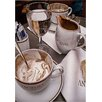 iCanvas 'Trip Cappucino' by Liz Zernich Painting Print on Wrapped Canvas
