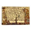 iCanvas 'The Tree of Life' by Gustav Klimt Graphic Art on Wrapped Canvas