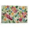 iCanvas Fairy Tale Flowers by Silvia Vassileva Painting Print on Wrapped Canvas