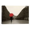 iCanvas Paris Stroll I Feet by Sue Schlabach Photographic Print on Wrapped Canvas