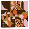 iCanvas 'Baroque II' by Greg Mably Graphic Art on Canvas