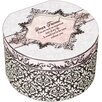 Cottage Garden Belle Papier Dear Friend Simply Classic Round Box