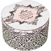 Cottage Garden Belle Papier Mom Simply Classic Round Box