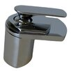 Novatto Single Lever Deck Mount Waterfall Faucet