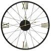 """Cooper Classics Dedon 21"""" Wall Clock"""