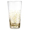 Fitz and Floyd Gold Luster 18.6 Oz. Hi-Ball Glass (Set of 4)