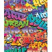 Walltastic Graffiti Wall Mural