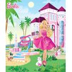 Walltastic Barbie's Pink Palace Wall Mural