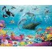 Walltastic 12 Piece Sea Adventure Wall Mural Set