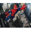 Walltastic 12 Piece The Ultimate Spider-Man Wall Mural Set