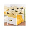 Walltastic 65 Piece My First JCB Wall Sticker Set