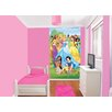 Walltastic 6 Piece Disney Princesses Wall Mural Set