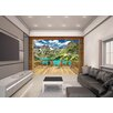 Walltastic View Alpine Mountain Wall Mural