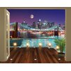 Walltastic View Brooklyn Bridge NYC Wall Mural