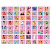 Walltastic Disney Collage Wall Sticker (Pack of 64)