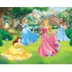 Walltastic Walltastic Disney Princess Wallpaper Mural 2.43 m x 304.8 cm 15 Pieces Roll