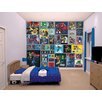 Walltastic Transformers 2.43m L x 304.8cm W 20 Pieces Roll Wallpaper