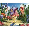 Walltastic Magical Fairies Wall Mural