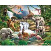 Walltastic Jungle Adventure Wall Mural