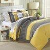 Chic Home Euphoria 8 Piece Comforter Set