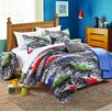 Chic Home Heroes 5 Piece Full/Queen Comforter Set