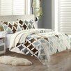 Chic Home Mia 3 Piece Coverlet Set