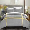Chic Home Giselle 3 Piece Duvet Cover Set