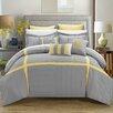 Chic Home Vera 12 Piece Comforter Set