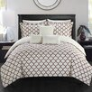 Chic Home Dorothy 10 Piece Bed in a Bag Set