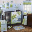 CoCaLo Inc Turtle Reef 8 Piece Crib Bedding Set
