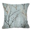Lifestyle Covers Branches Decorative Toss Cotton Throw Pillow