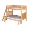 Camaflexi Twin Over Full Bunk Customizable Bedroom Set