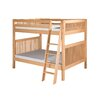 Camaflexi Full Over Full Bunk Customizable Bedroom Set