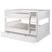 Camaflexi Camaflexi Full over Full Bunk Bed with Trundle