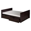 Camaflexi Camaflexi Full/Double Platform Bed with Storage