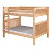 Camaflexi Full over Full Bunk Bed