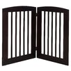 Camaflexi Ruffluv 2 Panel Expansion Dog Gate