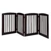 Camaflexi Ruffluv 4 Panel Expansion Dog Gate