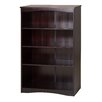 "Camaflexi Essentials Wooden 48"" Bookcase"