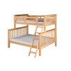 Camaflexi Santa Fe Mission Twin Bunk Bed