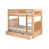 Camaflexi Twin Over Twin Standard Bunk Bed
