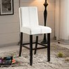 "NOYA USA Luxury 24"" Bar Stool with Cushion"
