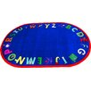 Kids World Carpets Alpha With Attitude Area Rug