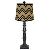 AHS Lighting Yorktown 25'' H Table Lamp with Empire Shade