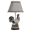 AHS Lighting Checkers Rooster Accent Lamp